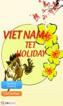 VietNam Tet Holiday screenshot 1/3