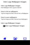 Inter Logo Wallpaper Images screenshot 2/6