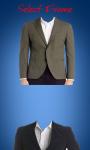 Man Suit Photo Editor screenshot 6/6