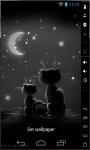 Goodnight Kitty Live Wallpaper screenshot 1/2