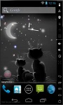 Goodnight Kitty Live Wallpaper screenshot 2/2