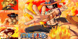 One Piece Ace Lives HD Wallpaper screenshot 1/6