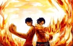 One Piece Ace Lives HD Wallpaper screenshot 6/6