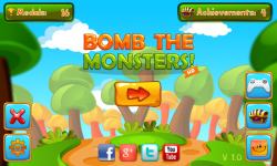 Bomb The Monsters FREE screenshot 1/4