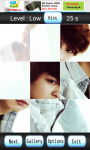 EXO Park Chanyeol Puzzle Games screenshot 2/6