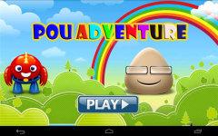 Pou Adventure screenshot 1/6