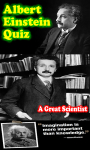 Albert Einstein Quiz screenshot 1/4