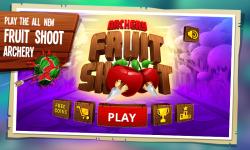 Fruit Shoot - Archery Master screenshot 1/3