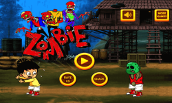Zombie smasher : stupid zombie screenshot 1/6