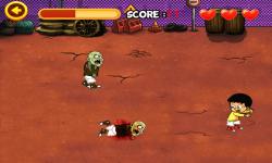 Zombie smasher : stupid zombie screenshot 4/6