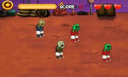 Zombie smasher : stupid zombie screenshot 5/6