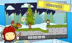 Scribblenauts Remix Full screenshot 2/3