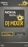 New Nokia N Series DJ mixer screenshot 2/3