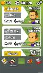 Soccer Manager Clicker screenshot 3/6