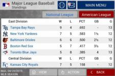 MLB Manager 2015 absolute screenshot 3/6