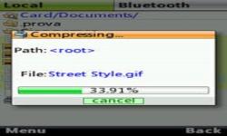 new Bluetooth Ftp screenshot 4/6
