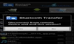 new Bluetooth Ftp screenshot 6/6