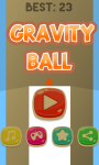 Gravity Wall Ball screenshot 1/5