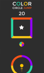 Color Circle jump Free screenshot 1/5