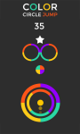 Color Circle jump Free screenshot 3/5