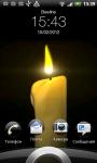 Candle LWP screenshot 1/2