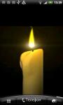 Candle LWP screenshot 2/2