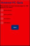 Arsenal Quiz screenshot 1/2
