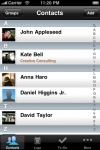 Contacts Journal - Personal CRM screenshot 1/1