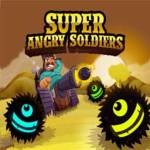 Super Angry Soldiers screenshot 1/4