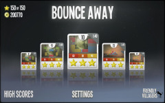 Bounce Away v7 screenshot 1/6