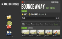 Bounce Away v7 screenshot 6/6