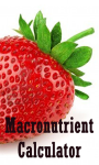 Macronutrient Calculator screenshot 1/3