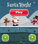 Santa Rush - Christmas Edition screenshot 1/3