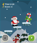 Santa Rush - Christmas Edition screenshot 2/3