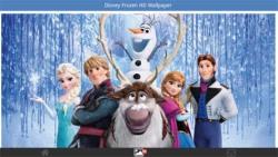 Disney Frozen HD Wallpapers screenshot 1/6