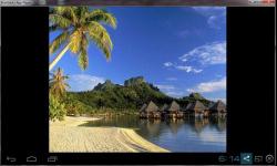 Amazing Beautiful Beach Wallpaper screenshot 3/4
