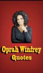 171 Oprah Winfrey Quotes screenshot 1/4