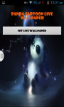 Panda Cartoon Live Wallpaper Best screenshot 1/3