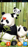 Panda Cartoon Live Wallpaper Best screenshot 2/3