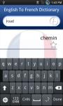 Sharpsol English to French Dictionary  screenshot 3/6