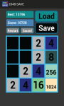2048 Save screenshot 1/5