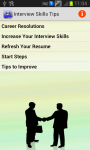 Interview Skills Tips screenshot 1/2