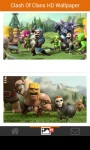 Free Clash of Clans HD Wallpaper screenshot 2/6
