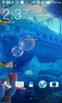Beautiful Water Fish HD Wallpaper screenshot 2/4