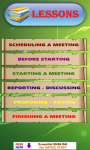 English For Business Meetings screenshot 2/5