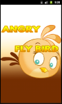 Angry Fly Bird screenshot 1/3