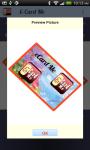 eCard Maker screenshot 5/6