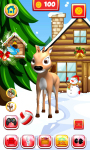 Talking Reindeer Free screenshot 5/6