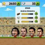 Puppet Soccer 2014  screenshot 2/3