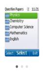 Exam Mate App screenshot 1/6